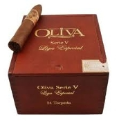 Oliva Serie V Torpedo Box of 24